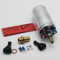 Wholesale RS MTX External Fuel Pump Poulor lph come with original pack Racing Single high flow high pressure fuel pump priming pump car