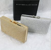 Wholesale A new full drill on behalf of manufacturers selling high end banquet dinner bag bag bag diamond hand bag bag