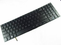 ativ keyboard - Samsung US English Backlit Keyboard No Frame for NP680Z5E ATIV Book