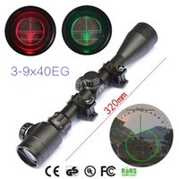 Wholesale High definition X40EG hunting Red green laser coordinates Scope Telescopic telescope