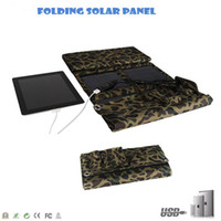 Wholesale BAT w foldable solar backpack charger fortable solar panel