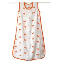 bebe vest - 100 Muslin Cotton Aden Anais Baby Thin Sleeping Bag For Summer Newborns Saco De Dormir Para Bebe With Original Label KF484
