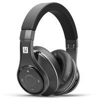 Wholesale Bluedio U UFO High End Bluetooth headphone Patented Drivers D Sound Aluminum alloy HiFi wireless Over Ear headphone