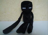Unisex big cuddly toy - Minecraft quot Hostile Mob Enderman Soft Plush Cuddly Toy Big SIZE Stuffed Plush Toy New