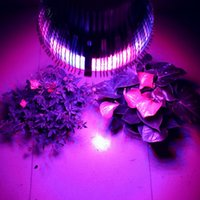 Wholesale 2015 New Arrival X Led Plant light W E27 Led Hydroponic Plant Flowers Vegatables Green Led Grow Lights Plant Growing Lamp