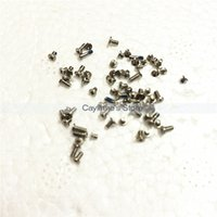 Wholesale For iPhone quot Brand New Full Screws Set With Button Screw Replacement