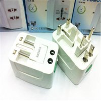 Wholesale Universal World Charger Plug All in one Travel AC Power Adapter Converter to US UK AU EU