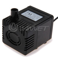 Wholesale DC V Solar Power Brushless Water Pump for Fountain Max flow H Lift M