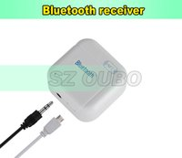 Wholesale Bluetooth Audio Receiver Wireless Music Audio Adapter mm Output Port USB Charging Bluetooth A2DP V1 NFC H