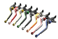 Wholesale Mixed color Motorcycle Adjustable Long Brake Clutch Levers For Honda RC51 RVT1000 RVT1000R RVT R SP SP
