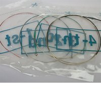 Wholesale sets Alice A703 Metal Violin strings st th High quality Suitable for Violin strings