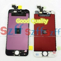 Cheap For Apple iPhone For iPhone LCD Best iPhone 5 LCD Screen Panels For iPhone 5 lcd screen