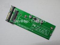 apple ssd adapter - 12 pins for MacBook Air Apple Macbook Air Solid SSD to SATA Convert Adapter Card EK53