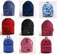 Wholesale Hot selling Waterproof eastpack sac a dos femme homme school bag cartable bag rusk backpacks mochilas Sac Eastpack Schoolbag