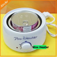 Wholesale New Upgrade Hot Warmer Heater EU plug Professional Mini SPA Hands Feet Wax Machine Depilation Health Care Depilatory