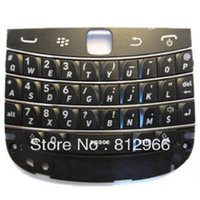 Wholesale 100pcs Original and new keypad for Blackberry bold black or white color