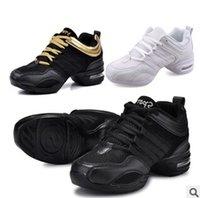 Wholesale New Dance shoes women Jazz Hip Hop Shoes salsa sneakers for woman dance shoes