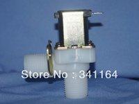 Wholesale pilot solenoid valve solenoi valve plastic solenoid valves for gardening washing machines etc