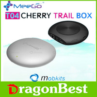 Wholesale In Stock Original Meegopad T04 Bit Windows Intel Cherry Trail X5 Z8300 Mini PC eMMC5 GB DDR3L GB Windows TV Box