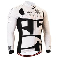 Wholesale black white clown Cycling Jersey Set Cycling top Clothes breathable outdoor Cycling wear bicycle jacket