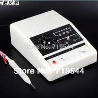 Wholesale Metal EDM lettering pen Manual marking engraving machine Electric carving machine