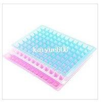 Disposable diamond ice cubes - Silicone Diamond Cube Ice Mold Tray cm Files Frozen Cells O021