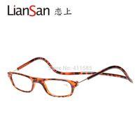 Wholesale Hallowmas gift magnetic reading glasses women brand fashion men reading eyeglasses brand fashion high quality L6000MAG