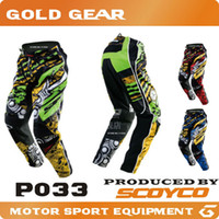 atv racing pants - Protective Gears gt gt Pants Scoyco Motocross Pants Motorbike Motorcycle Pants ATV Off Road Trousers BMX Motorcycle Racing