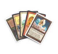 pvc decking - board game card protector cover plastic pvc pet the deck for magic cards gathering