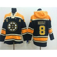 Wholesale 2015 New Fashion Hockey Hoodies Bruins Cam Neely Black Ice Hockey Wears Comfortable Mens Sporting Jerseys Cheap Pullover Team Hooded