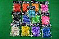Link, Chain South American Unisex hot DIY rubber bands loom kit colourful loom bands DIY bracelets for kids( 300pcs bag)