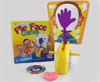 big cool games - EMS Korea Running Man Pie Face cool Game Pie Face Cream On Her Face Hit The Send Machine Toy Rocket Catapult Game Consoles