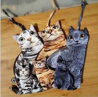 bag paintings - 60PCS cat style mini bag Creative D Paintings Doge Coin Purse Harajuku Style Wallet Hand Bags face purse dog face purse BFH713