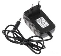 Wholesale 50pcs AC V to DC V A x mm EU US UK Plug AC DC Power adapter charger Power Supply Adapter