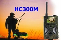Wholesale GPRS MMS hunting camera HC300 m P pixels m above and waterproof infrared stand more than two weeks