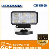 truck parts - 2015 w Mulit Row LED Work Light Bar Cree Led Light Bar For Offroad Truck Boat Cars Auto Parts Working