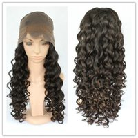 Wholesale price kinky curly wigs Brazilian full lace human hair wigs natural human hair lace wigs