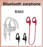 Wholesale S530 Wireless Bluetooth Earphone In Ear Sport Earphones For iPhone Samsung Galaxy S5 S4 Note3 Note4 as Powerbeats EAR020
