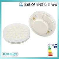 gx53 - 2PCS LED Under Cabinet Light V V V V W LED Cabinet Puck Lights SMD5050 Gx53 LED Light Bulb