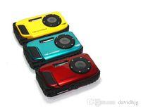 digital camera waterproof - Waterproof Digital Camera Mega pixels with digital Zoom quot Screen gift Camera Total Battery