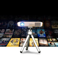 Wholesale 3D Home Theater projector Pocket Pico Smart Projector iCODIS CB With Lumens Cores Pico p Video DLP HD mobile projector