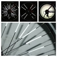 abs warning light - NEW ABS DIY Bike Bicycle Cycling Riding Wheel Reflector Spoke Reflective Mount Warning Night Light Clip Tube order lt no