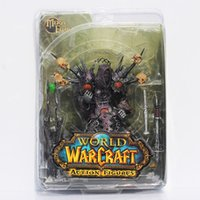 world of warcraft - 7 quot cm WOW World of warcraft DC1 Undead Warlock Meryl Felstorm PVC Action Figure Toy