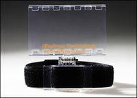 Wholesale Filter Card Slot Color Gel Holder Magic Belt Valcro Strap for Falcon Eyes Flash Lamp Speedlite Color Gel Filter CFA K