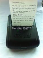 Wholesale 58 MM Portable Bluetooth Printer Thermal Printer Mini Printer POS Receipt Wireless Printer