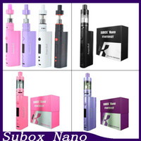 Cheap subox nano Best kanger subox nano