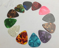 Wholesale Thin Guitar Picks Parts Accessories Celluloid mm Stringed Instruments