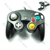 Wholesale Game Controller for Gamecube GC NGC for Wii Black