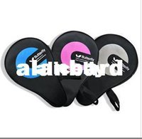 Wholesale BUTTERFLY Table Tennis Racket CASE table tennis ball bag Gourd shape bag high quality
