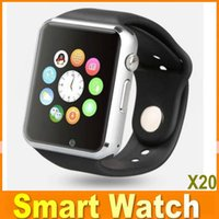 Cheap Smart Watch A1 Wrist Watch Bluetooth Smart Watch Phone Iwatch Apple Smart Watches for iphone Android Samsung smartphone free shipping SB-A1
